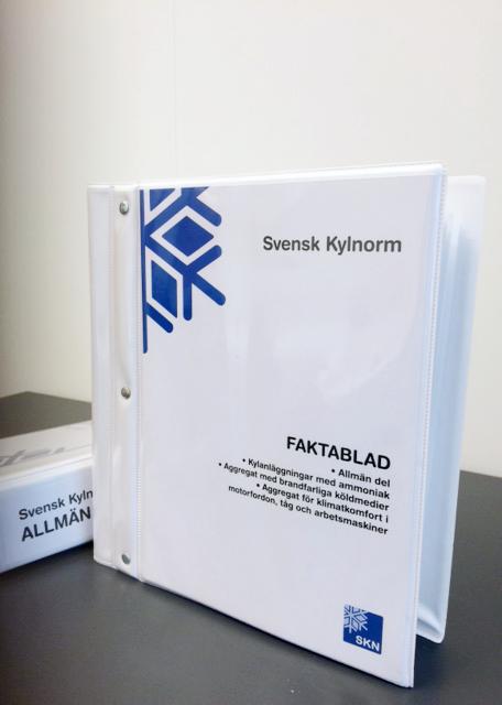 svensk kylnorm faktablad 4